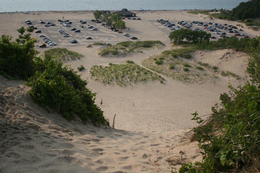 Sand Dune by Cometblack
