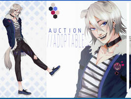 Dog Adoptable Auction // OPEN by yamatsume