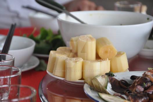 Sugar cane... mmmmm