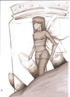 Full Body Fairy - ArtJam