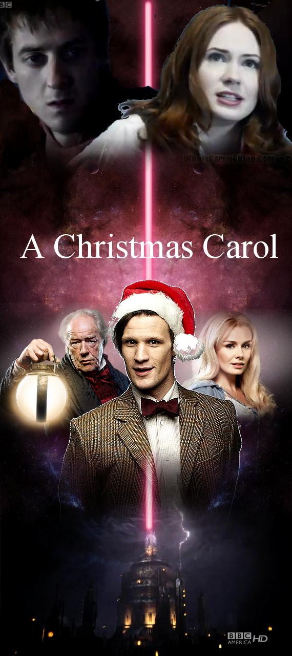 Doctor Who: A Christmas Carol by ElijahVD on DeviantArt