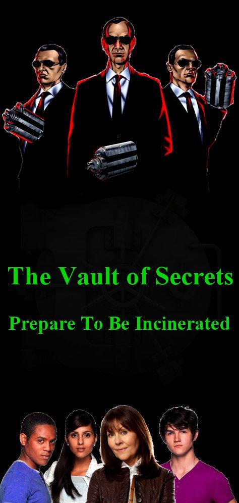 The vault of secrets by elijahvd on deviantart for Vault of secrets
