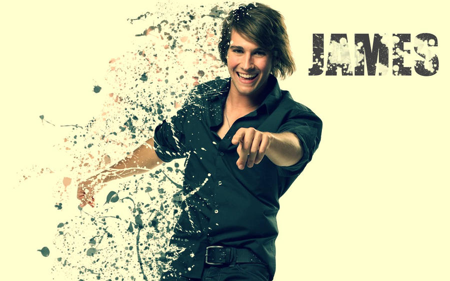 James Maslow And Fox 2012