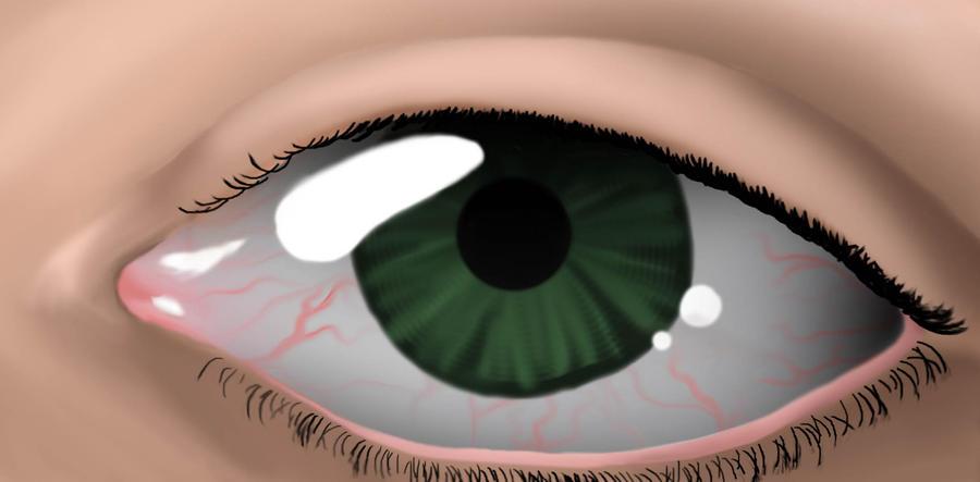 eye by ItsMyUsername