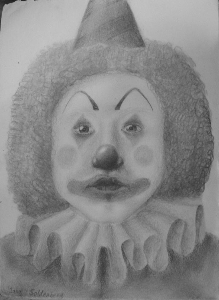 clown by ItsMyUsername