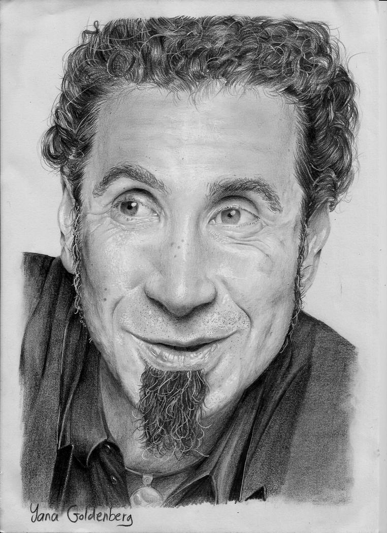 Serj Tankian by ItsMyUsername
