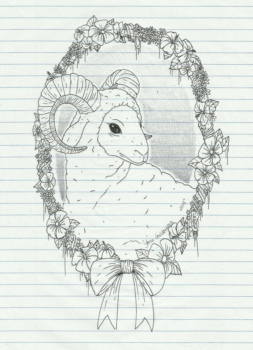 Sheep by ItsMyUsername