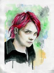 Gerard Way by ItsMyUsername