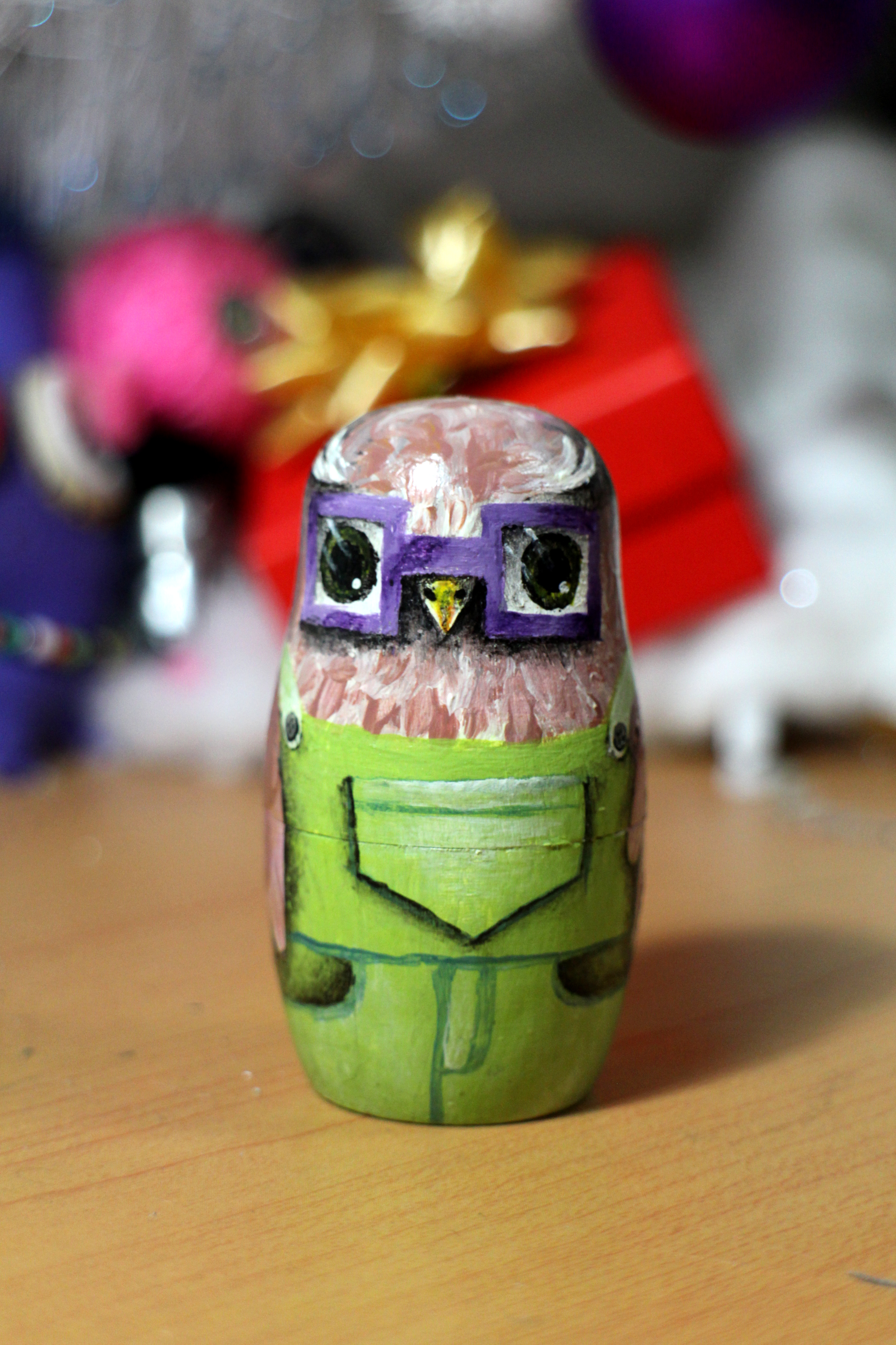Boy Owl front by ItsMyUsername
