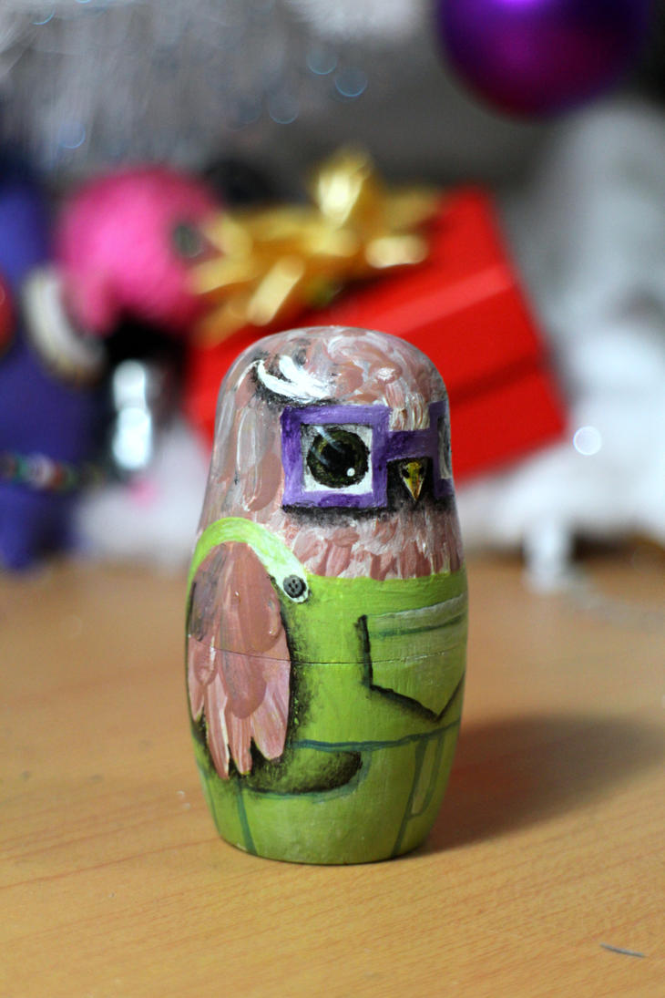 Boy Owl angle2 by ItsMyUsername