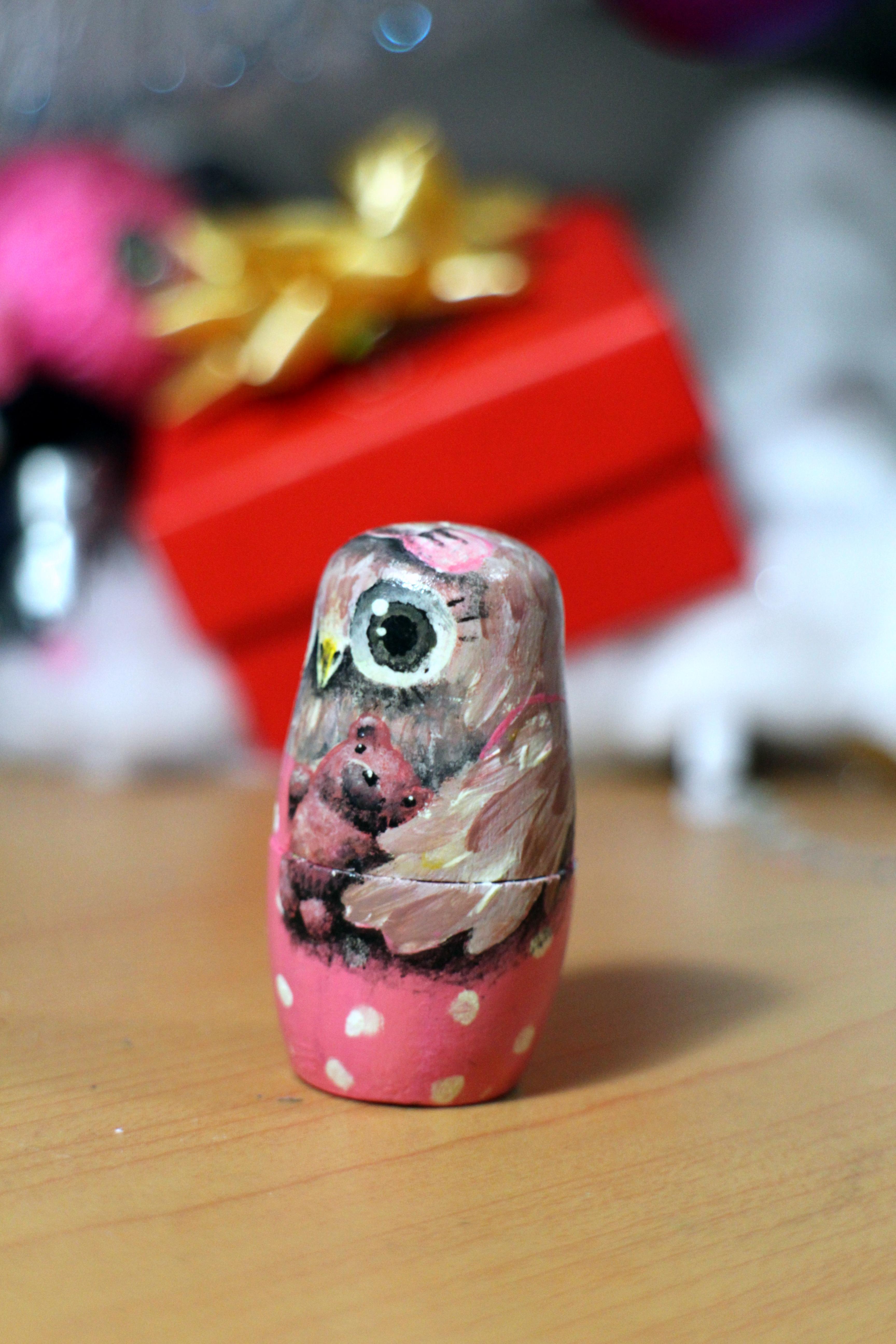 Girl Owl angle1 by ItsMyUsername
