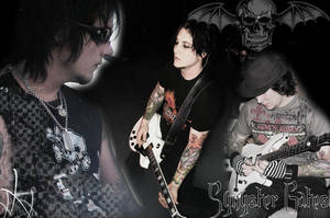 Synyster by Nikkitx