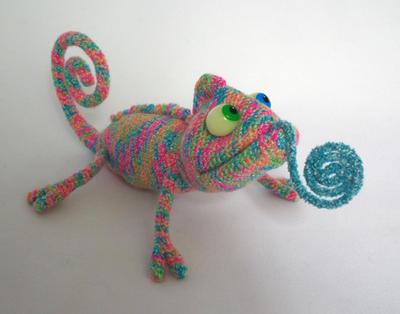 chameleon by masikichydasiki