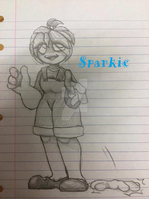 Sparkie by ShadesCyborg