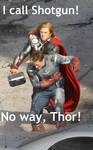 Thor,dont push!