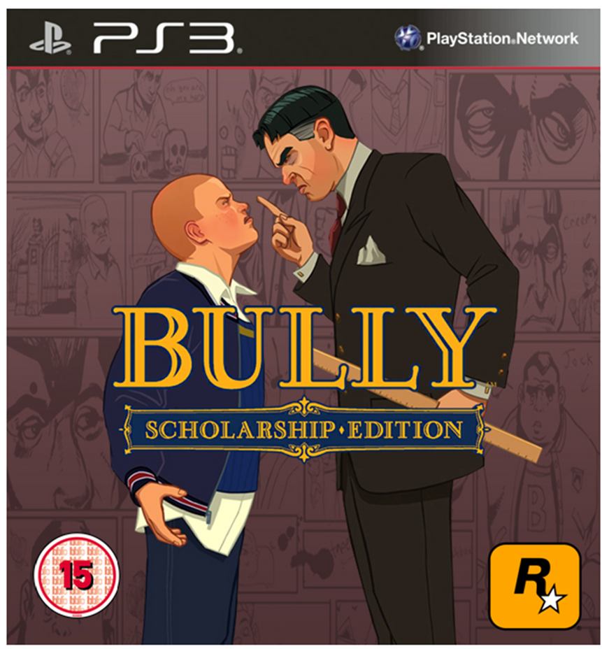 Bully scholarship edition crack only
