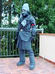 Helghast tactician cosplay 2