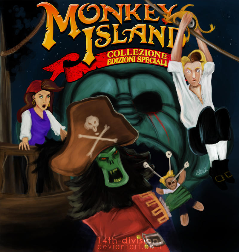 Monkey Island Special Edition Ps Gamecash