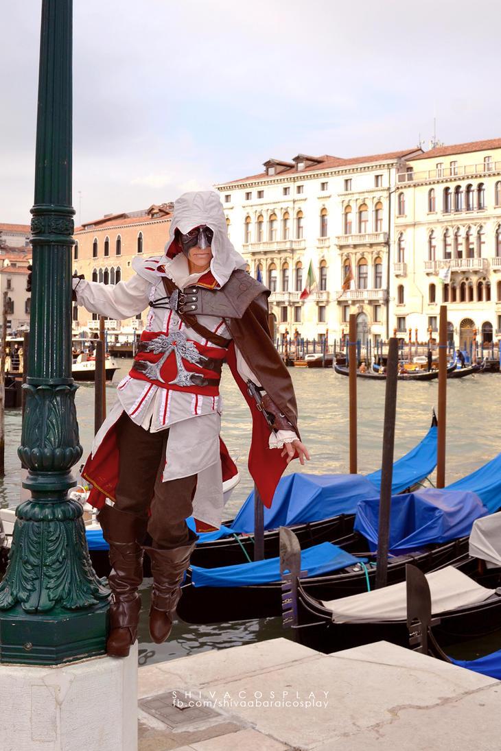 Ezio in Venice by 14th-division
