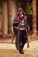 Jacob Frye - Baron Jordane's Finery outfit by 14th-division