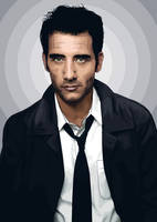 Clive Owen by afrikika