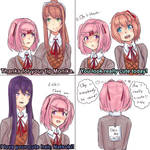 A day with Natsuki