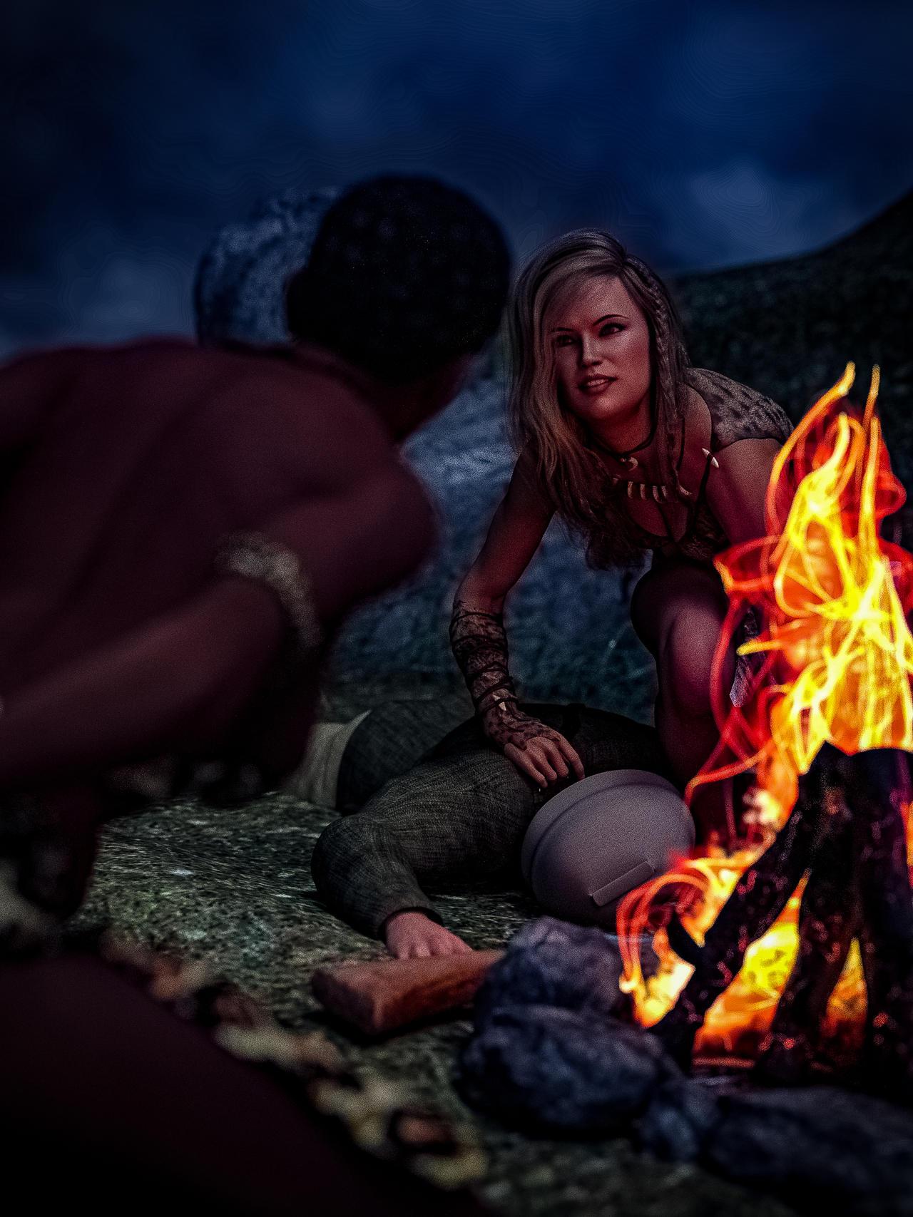 Kori - Saving the tribal princess