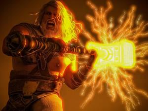 Mjolner, Hammer of Thor
