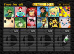 Smash Bros Lawl 64
