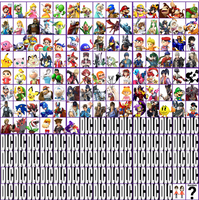 Ultimate Smash Bros. Dream Roster by kirby65422