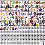 Ultimate Smash Bros. Dream Roster