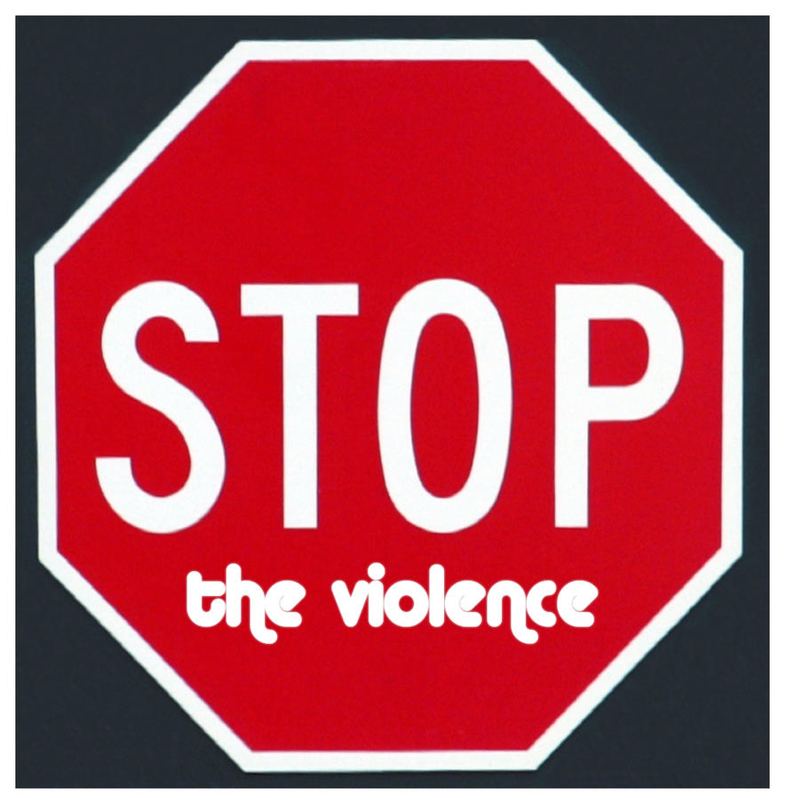 stop violence From the united states department of justice's office on violence against women: stop violence against women.