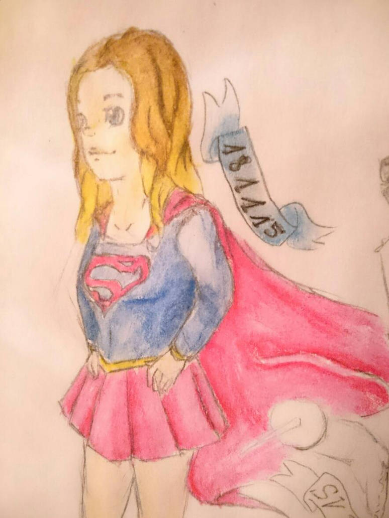181115 Supergirl challenge  by Avrodite