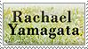 Rachael Yamagata Stamp - Right by darkredbbb