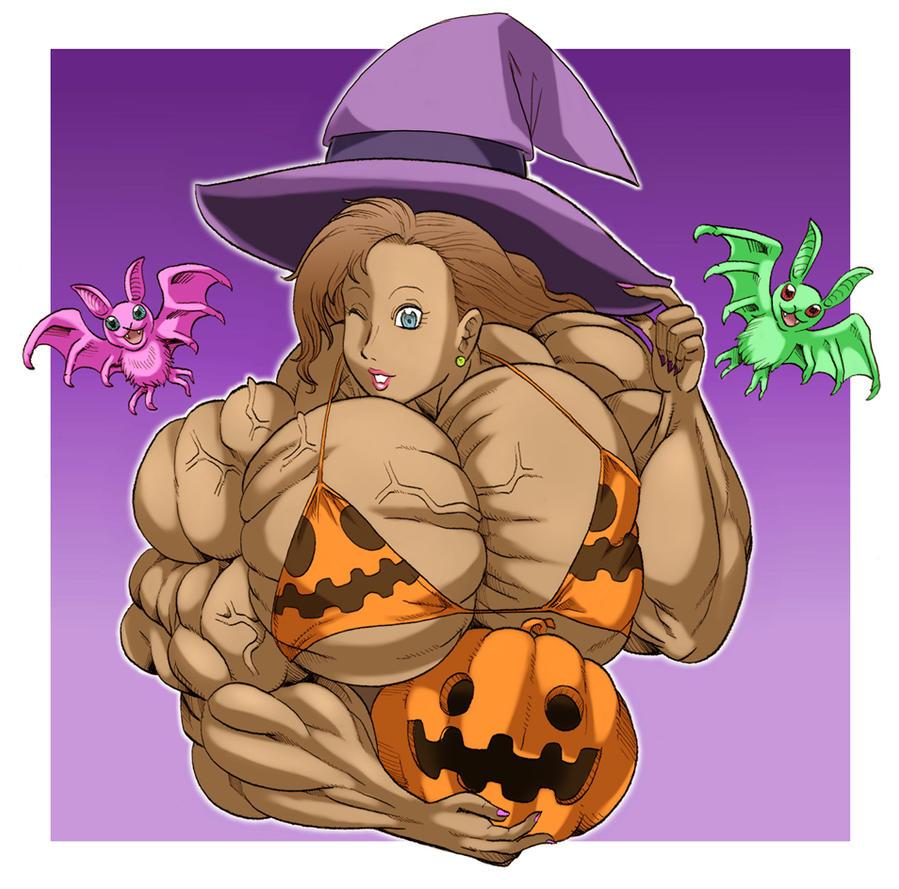 Halloween 2012 by ikura-maru