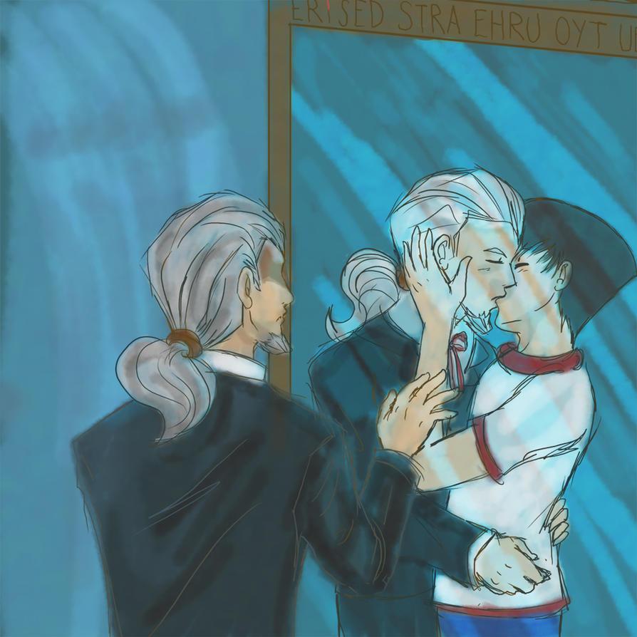 DP - Mirror of Erised by MasterFranny