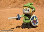 Amigurumi Link Legend of Zelda