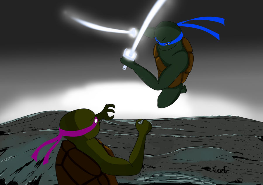 The-TMNT-Club DeviantArt Gallery