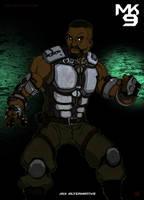 MK 9 Alternate Jax - Version 2 by Cilab