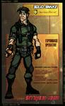 N 313 Solid Snake design Reboot
