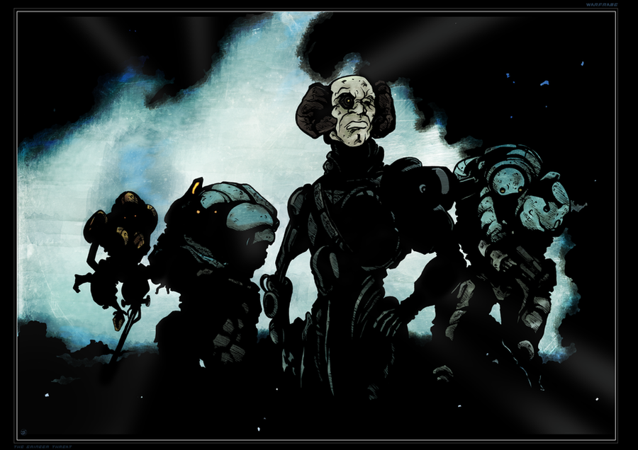 Grineer Threat - Warframe by Cilab