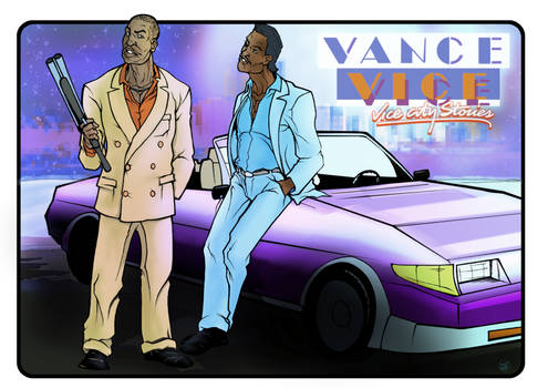 Vance City - GTA VCS