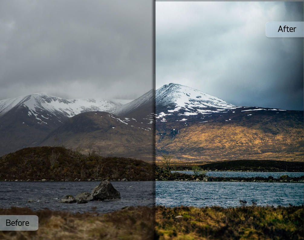 Landscape Adventures Collection - Mountain Breeze by Sleeklens