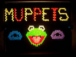 Muppets Lite Brite