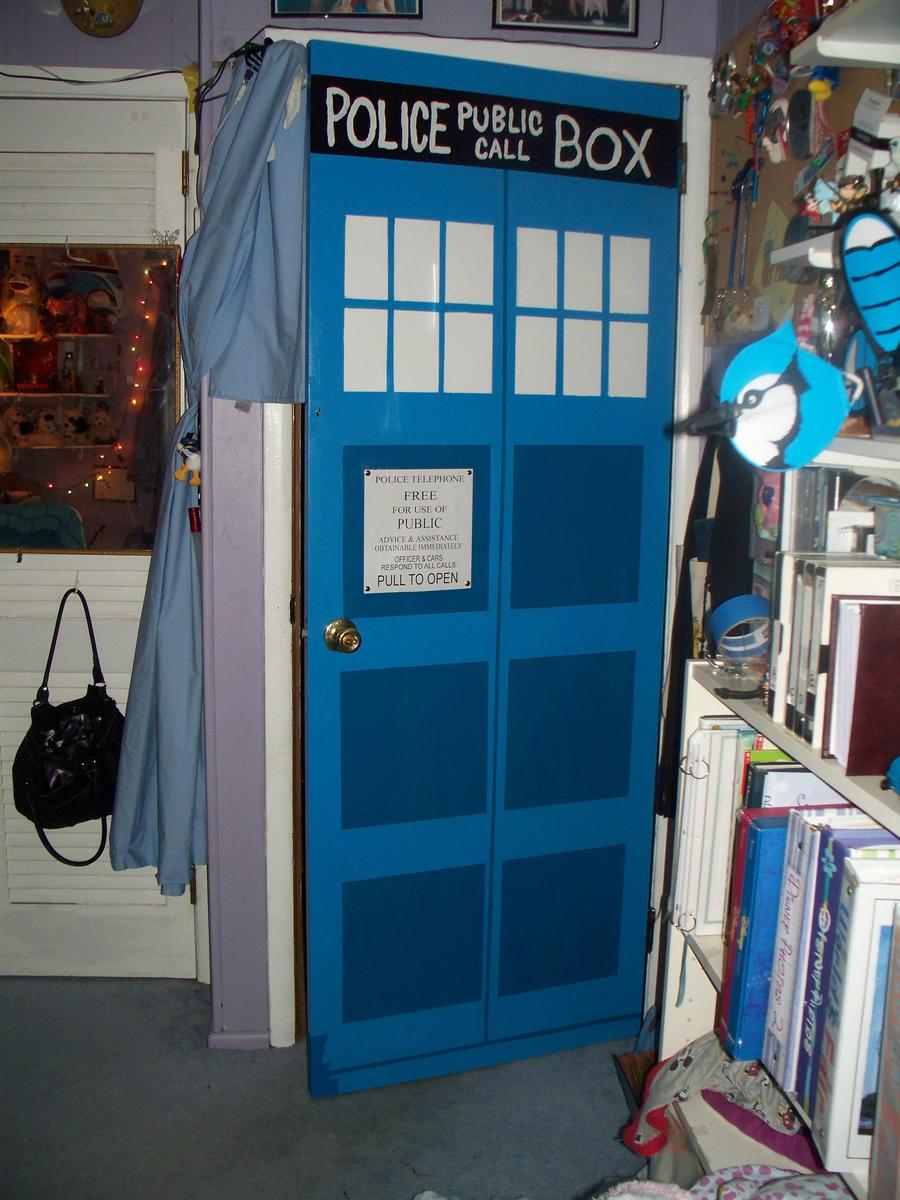 my bedroom is a tardis by twasbrillig12 on deviantart