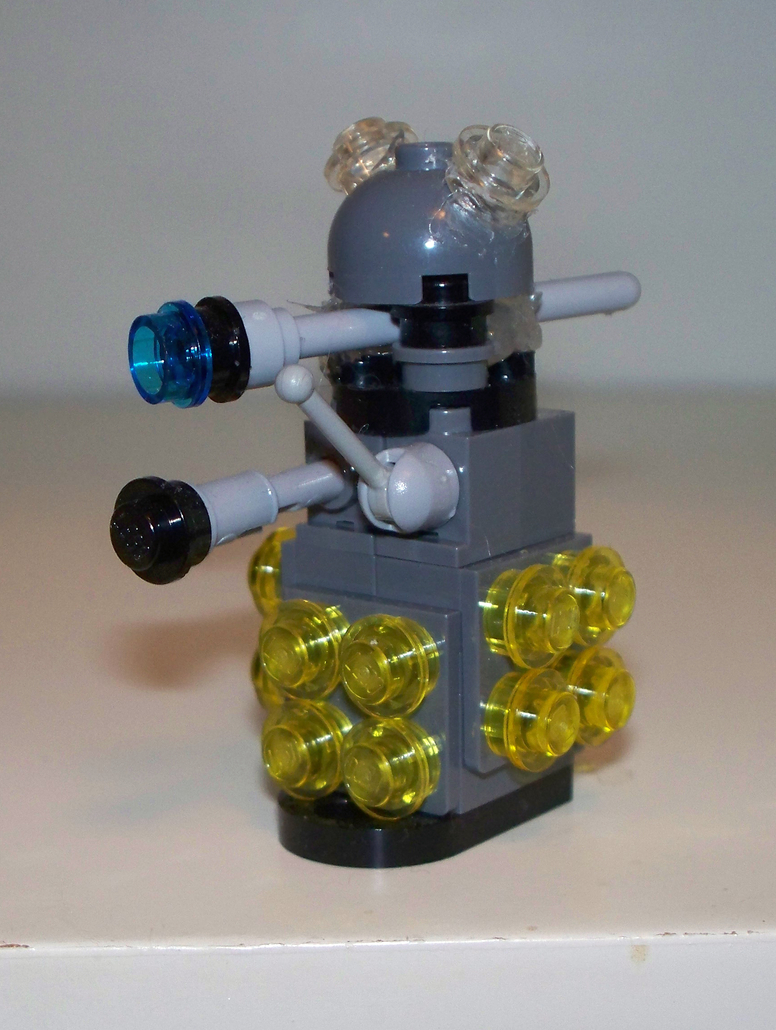lego doctor who dalek instructions