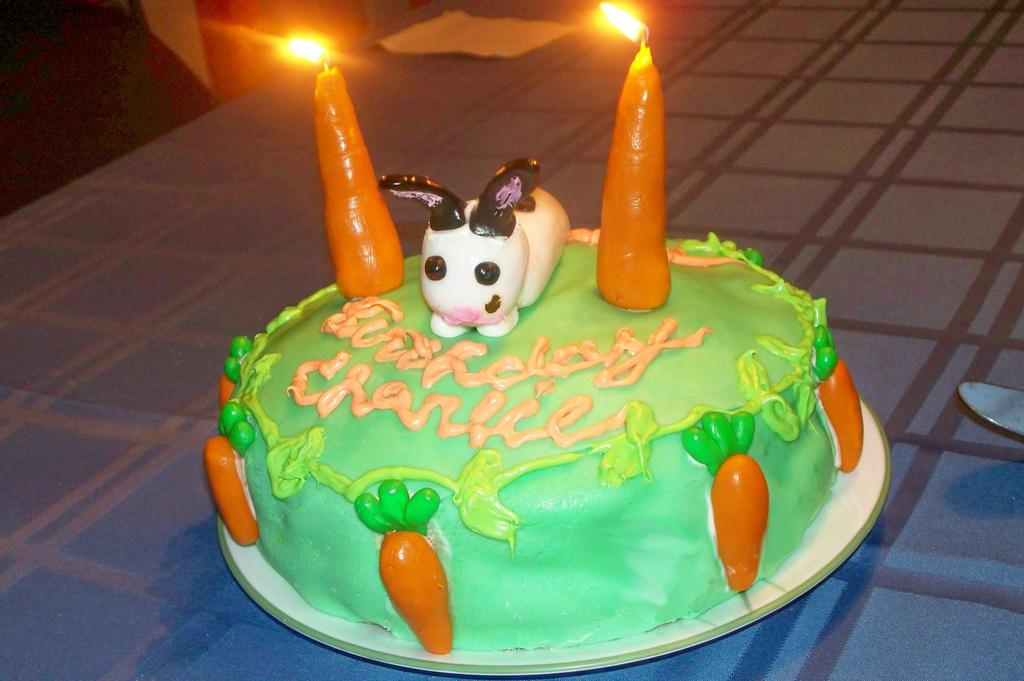 Nd Birthday Cake Anonymous