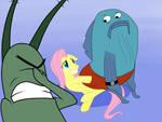 Fluttershy being assertive