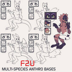 2020 F2U Multi-species base pack