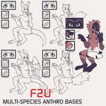 2020 F2U Multi-species base pack